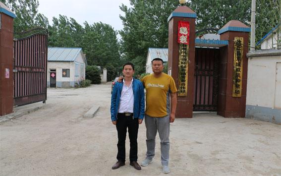 沈丘县双凤生物环保养殖合作社无抗养殖合作案例