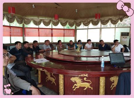 热烈祝贺一诺天邦沛县牛羊无抗养殖技术交流会胜利召开