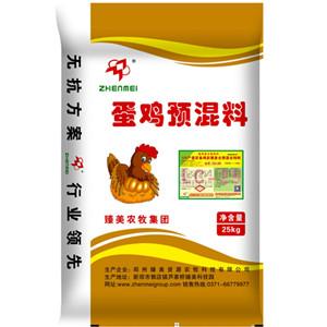 5%产蛋后备鸡后期复合预混料金典LC-25